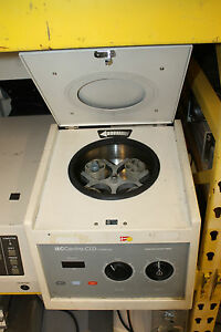 Iec Centra Cld Centrifuge Working Hwy