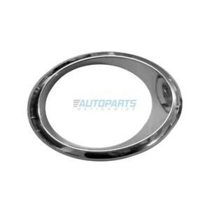 New Right Side Fog Light Trim Ring Chrome Fits 2013 2016 Ford Fusion Fo1039131