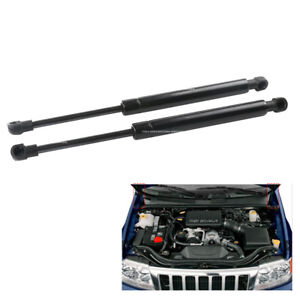 For Jeep Grand Cherokee 1999 04 Front Hood Gas Lift Supports Struts Shocks X2