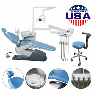 Usa Dental Chair Unit Tj2688 Computer Controlled 110v Doctor Mobile Stool Fda
