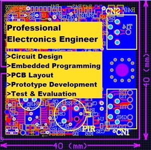 Pcb Layout Design Service Pcb Fabrication Pcba Prototype Evaluation Test