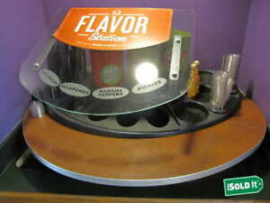 Quiznos Drop in Condiment Station With Sneeze Guard