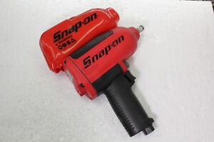 Snap On Mg725 Ee 1 2 Drive Impact Wrench Gun Used