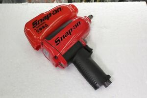 Snap On Mg725 Eh 1 2 Drive Impact Wrench Gun Used