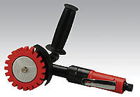 Dynabrade 18258 Autobrade Red Dynazip Eraser Wheel Decal Removal Tool