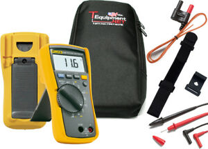 Fluke 116 Pro Te Hvac True Rms Multimeter