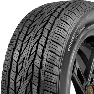 4 New 275 60 18 Continental Crosscontact Lx20 All Season 680aa Tires 2756018