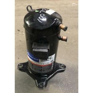 Copeland Zr28k3 tf5 230 2 1 4 Ton Ac hp Scroll Compressor 3 phase R 22