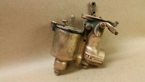 Zenith Carburetor Zenith Brass Ford Model T Model A Rat Rod Brass