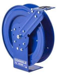 Coxreels P lpl 150 Performance Reel Capable Of 50 Of 1 4 Hose 300 Psi