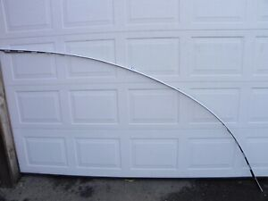 2006 Lexus Gs300 Roof Windshield Moulding Strip White Right Factory Oem 269 37