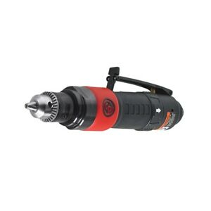 Chicago Pneumatic 887c 3 8 Reversible In Line Drill