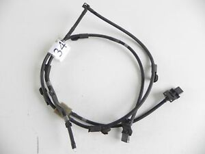 2008 Lexus Is250 Front Hood Windshield Wiper Washer Nozzle Hose Line Oem 34 A