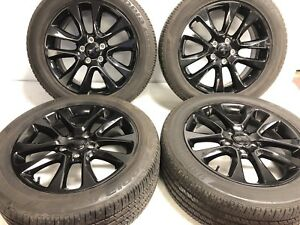 20 Oem Jeep Grand Cherokee 9168 Wheels And Tires