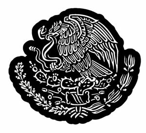 Mexican Coat Of Arms Sticker Decal Mexico Flag Car Truck Auto Laptop 7 5