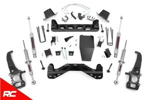 Rough Country 6 Lift Kit Fits 2004 2008 Ford F150 N3 Struts Shocks Suspension