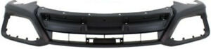 Primed Front Bumper Cover Replacement For 2013 2015 Honda Crosstour Hatchback