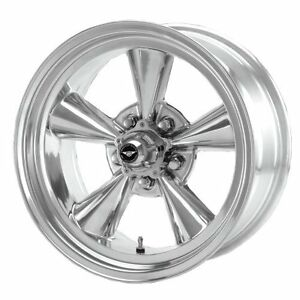 17x8 American Racing Tto Torq Thrust Original Tt O Pol Wheel 5x4 75 Vn1097861