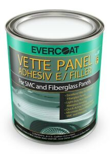 Fiberglass Evercoat 880 Vette Panel Adhesive Auto Body Filler Gallon