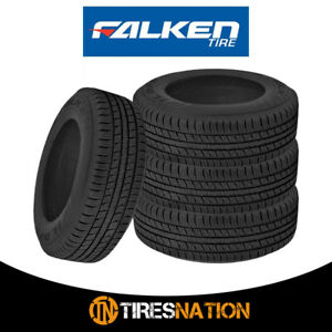 4 New Falken Wild Peak H T 265 75r16 116t Blk Tires