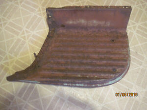 1955 1966 Chevy Gm Pickup Truck Bed Step Short Bed Right Side Used Rat Rod