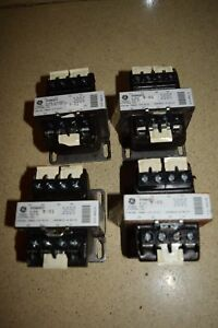 General Electric 9t58k2873 Industrial Control Transformer Lot Of 4