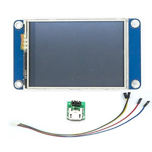 Wishiot Nextion 2 4 Uart Hmi Smart Lcd Touch Display Module Nx3224t024 For Pi