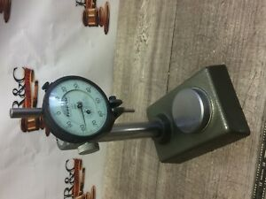 Mitutoyo Indicator Comparator Gage W Federal 0 1 001 Indicator