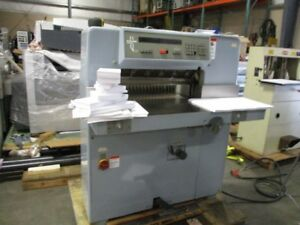 1990 Polar 58em Cutter 23 Program Two Side Tables