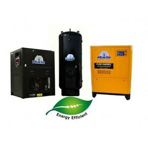 50 Hp 3 Ph Direct Drive Vsd Rotary Screw Air Compressor Pkg By Eaton