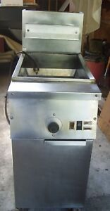 Local Pick Up Only Used 40 Frymaster Gas Fryer No Shipping