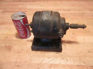 Cool Vintage Dumore Small Electric Motor Wisconsin Electric Co 5000 Rpm Type D2