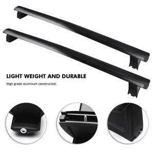 Roof Rack Cross Rails Bars Luggage Carrier For 2011 2018 Jeep Grand Cherokee