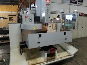 Haas Tm 2 Cnc Vertical Machining Center