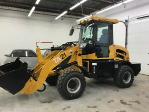 2019 Brand New Wheel Loader Epa4 Cummins Engine Electric Shifter High Flow