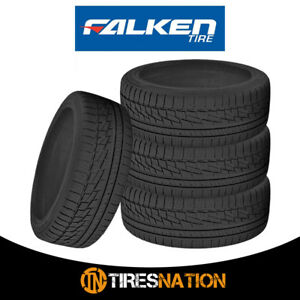 4 New Falken Ziex Ze 950 A s 205 55r16 94h Xl Blk All Season Performance Tires