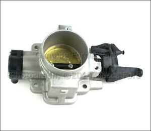 New Oem Fuel Injection Throttle Body Ford Taurus Mercury Sable 3f1z 9e926 Aa