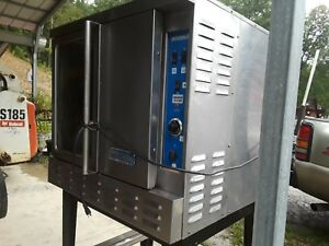 Imperial Single Convection Oven 4 Racks Lp Gas With Stand