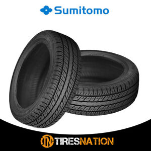 2 New Sumitomo Touring Ls 205 55 16 91t All Season High Performance Tires