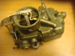 1963 1964 63 64 Ford Truck 223 6 Cylinder 1 Barrel Carburetor Read More