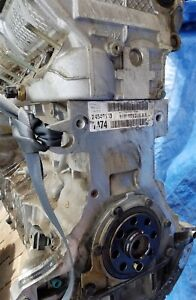 Bmw E36 325i 328i M3 Z3 M52 3 2l Aluminum Engine Motor Long Block 92 06 72k