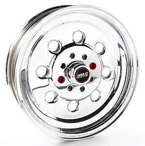 Weld Racing Wheels 90 54030 Weld Draglite 15x3 5 4x4 25 4 5 1 375 Bs