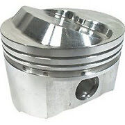 Sportsman Racing Products 206041 1cc Domed Piston Set For Small Block Chevy