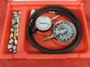 Star Products Tu16a Quick Change Automatic Transmission Engine Oil Pressure Test