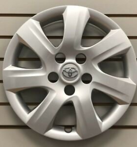 2010 2011 Toyota Camry 16 7 Spoke Hubcap Wheelcover Factory Original 61155