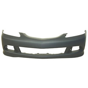 Fits 2005 2006 Acura Rsx Front Bumper Cover 101 50515
