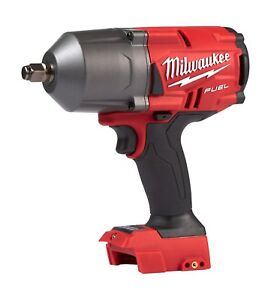 Milwaukee 2767 20 M18 Fuel 1 2 Genii Impact Wrench W Free 5 0ah Battery