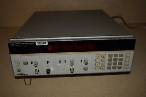 Hewlett Packard 5359a Time Synthesizer t1