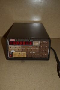 Keithley 230 Programmable Voltage Source c