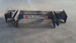 Blizzard Snowplow Mount 30043 30033 88 2000 Chevy Gmc